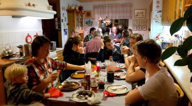 STARKA traditioner – midvinterblot och julryzz